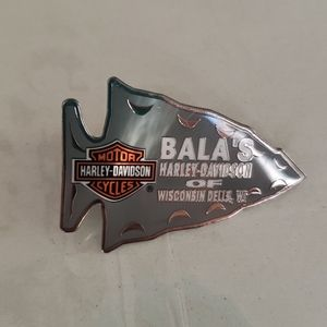 Harley-Davidson vintage Dealership pin